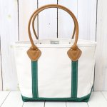 L.L.Bean『Leather Handle Boat and Tote II』(Dark Green)