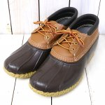 L.L.Bean『Gumshoes』(Tan/Brown)