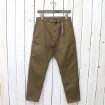 THE NORTH FACE PURPLE LABEL『Stretch Twill Tapered Pants』(Bronze)
