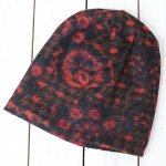 ENGINEERED GARMENTS『Long Beanie-Floral Knit』