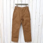 ENGINEERED GARMENTS『Logger Pant-12oz Duck Canvas』(Brown)