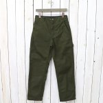 ENGINEERED GARMENTS『Logger Pant-12oz Duck Canvas』(Olive)