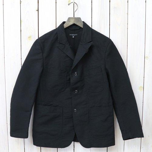 『Bedford Jacket-Cotton Double Cloth』(Black)
