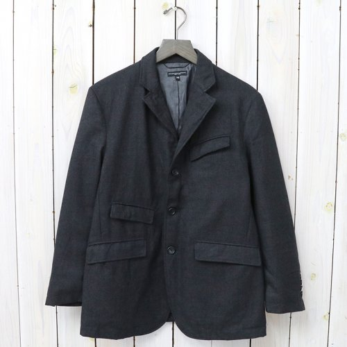 『Andover Jacket-Heather Worsted Wool Flannel』