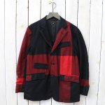 ENGINEERED GARMENTS『Andover Jacket-Big Plaid Worsted Wool Flannel』