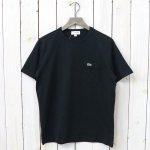 LACOSTE『ポケットTシャツ(半袖)』(ブラック)