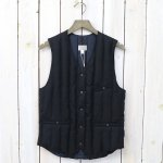 Rocky Mountain Featherbed『Down Gillet』(NAVY)