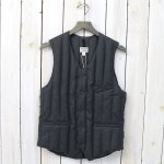 Rocky Mountain Featherbed『Down Gillet』(GRAY)