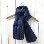 Rocky Mountain Featherbed『Six Month Muffler Large』(NAVY)