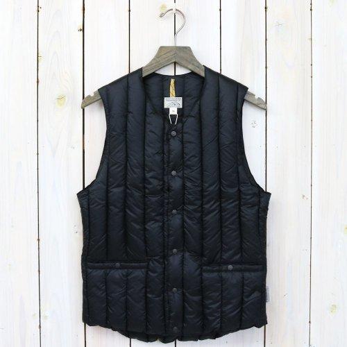 『Six Month Vest』(BLACK)