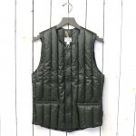 Rocky Mountain Featherbed『Six Month Vest』(OLIVE)