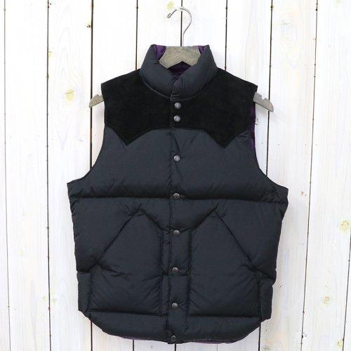 『Down Vest』(BLACK)