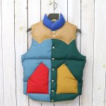 Rocky Mountain Featherbed『Down Vest』(MULTI)