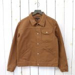 ENGINEERED GARMENTS『Type 111 Jean Jacket-12oz Duck Canvas』(Brown)