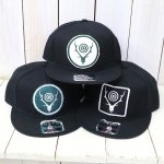 SOUTH2 WEST8『Baseball Cap/Black Emblem』