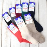 NORWEGIAN STYLE『WOOL RIB SOCKS#4480』