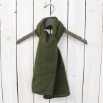 MILITARY DEAD STOCK『U.S.ARMY Wool Scarf』(Olive)