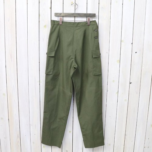 MILITARY DEAD STOCK『U.S.ARMY Cargo Pants』(Green)