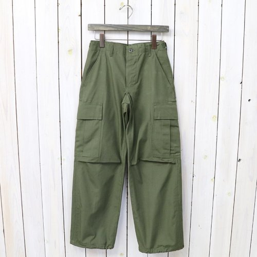 MILITARY DEAD STOCK『U.S.ARMY Jungle Fatigue Pants』(Green)