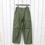 MILITARY DEAD STOCK『U.S.ARMY Jungle Fatigue Pants』(Green)