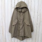 MILITARY DEAD STOCK『U.S.ARMY Snow Parka』(Beige)