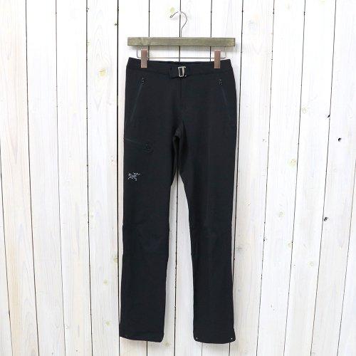 『Gamma LT Pant』(Black)