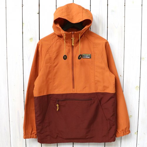 『Mountain Classic Anorak-Colorblock』(Canyon Rust/Hickory)