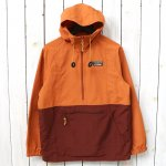 L.L.Bean『Mountain Classic Anorak-Colorblock』(Canyon Rust/Hickory)