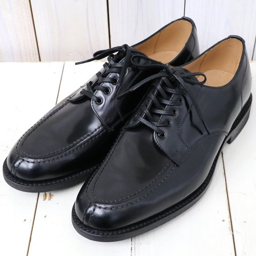 『Military Apron Derby Shoe』(Black)