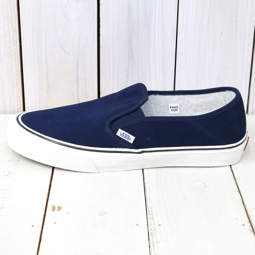 『SLIP-ON SF』((FLEECE)DRESS BLUES/MARSHMALLOW)