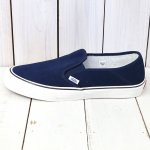 VANS『SLIP-ON SF』((FLEECE)DRESS BLUES/MARSHMALLOW)