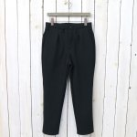 CURLY『TRACK TROUSERS』(BLACK)