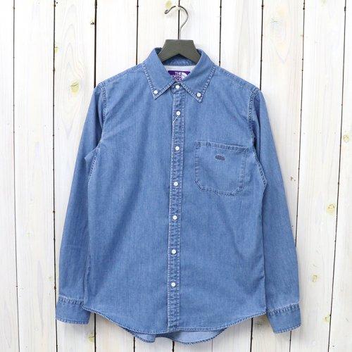 『Light Denim B.D Shirt』(Indigo Bleach)