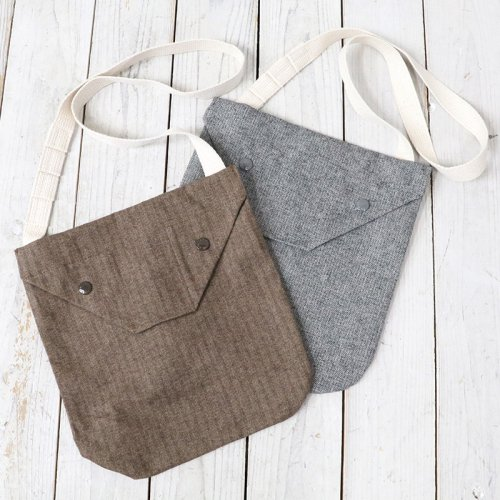 『Shoulder Pouch-Brushed HB』