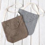 ENGINEERED GARMENTS『Shoulder Pouch-Brushed HB』