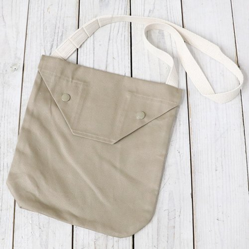 『Shoulder Pouch-Chino Twill』