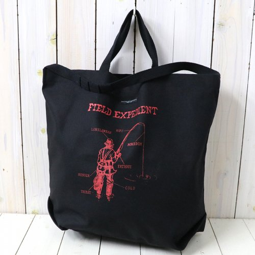 『Carry All Tote w/Strap-Field Expedient』(Red)