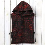 ENGINEERED GARMENTS『Hooded Interliner-Floral Knit』