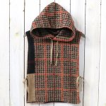 ENGINEERED GARMENTS『Hooded Interliner-Gun Club Multi Check Knit』