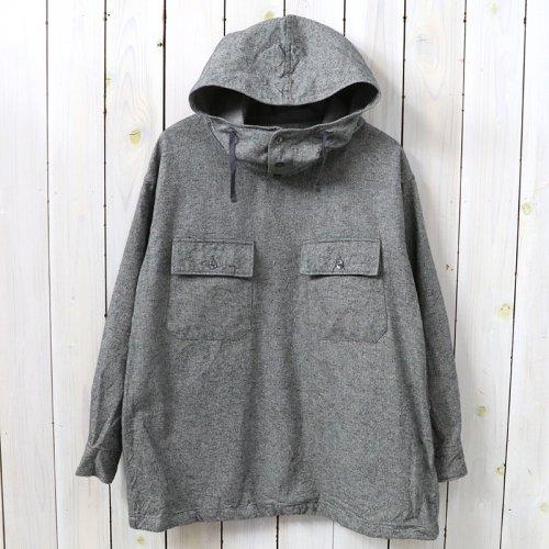 『Cagoule Shirt-Brushed HB』(Grey)