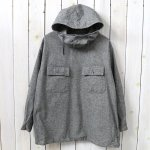 ENGINEERED GARMENTS『Cagoule Shirt-Brushed HB』(Grey)