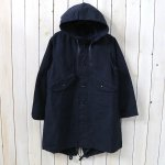 ENGINEERED GARMENTS『Highland Parka-Cotton Double Cloth』(Dk.Navy)