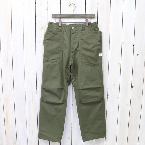 『FALL LEAF SUNSHINE PANTS(HBT)』(OLIVE)