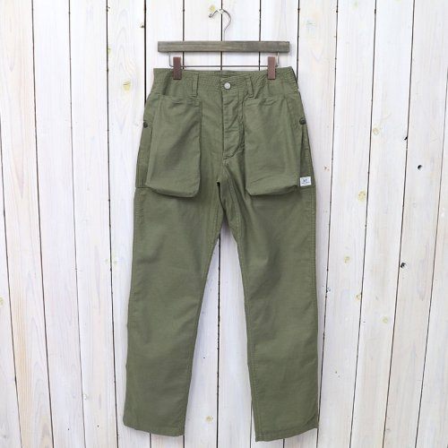 『DIGS CREW PANTS(BACK SATIN)』(OLIVE)