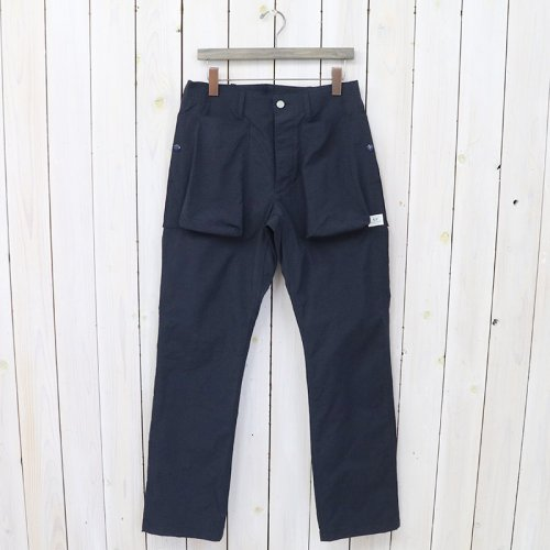 『DIGS CREW PANTS(NYLON OXFORD)』(NAVY)
