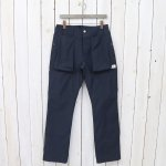 SASSAFRAS『DIGS CREW PANTS(NYLON OXFORD)』(NAVY)