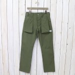 SASSAFRAS『DIGS CREW PANTS(NYLON OXFORD)』(OLIVE)