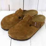 BIRKENSTOCK『BOSTON』(Brown)