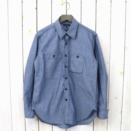 『Work Shirt-Chambray』