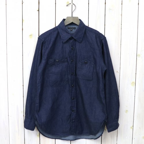 『Work Shirt-4.5oz Denim』
